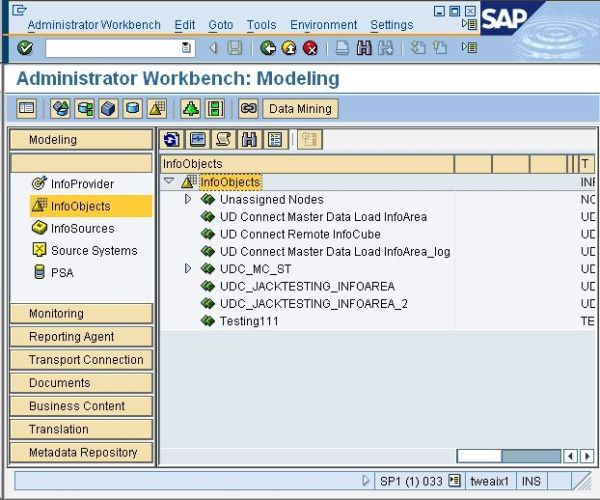 How to use the Teradata JDBC Driver with SAP